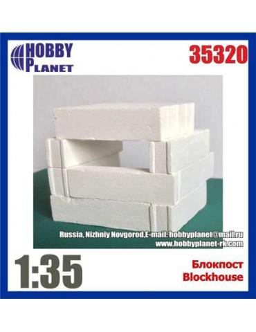 HOBBY Planet 35320 Блокпост...