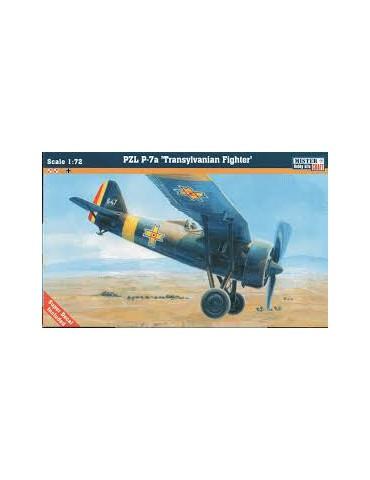 Mistercraft B-36 PZL P-7a...