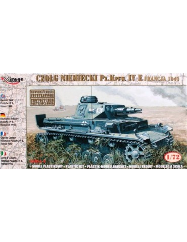 Mirage Hobby 72863 German...