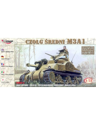 Mirage Hobby 72803 M3A1...
