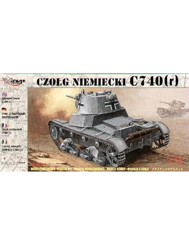 Mirage Hobby 72619 Танк C...