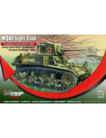 Mirage Hobby 726074 M3A1...