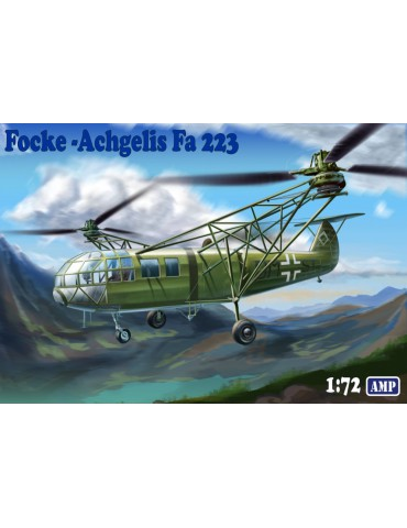 AMP 72003 Вертолет Focke...