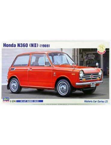 Hasegawa 21121 Honda N360...