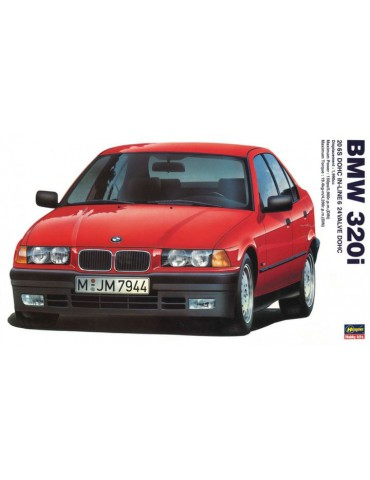 Hasegawa 20313 BMW 320i...