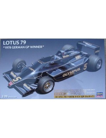 Hasegawa 23203 Lotus 79...