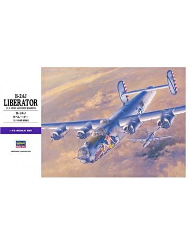Hasegawa 01559 B-24J Liberator 1/72