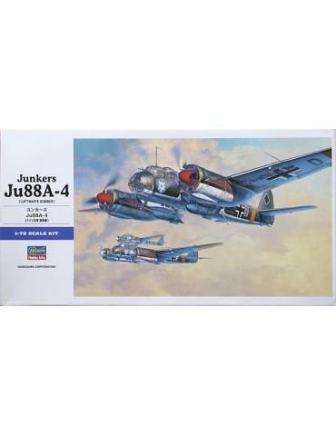 Hasegawa 00555 Junkers Ju88A-4 1/72