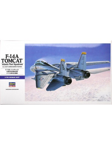 Hasegawa 00544 F-14A Tomcat 'Atlantic Fleet Squadrons' 1/72