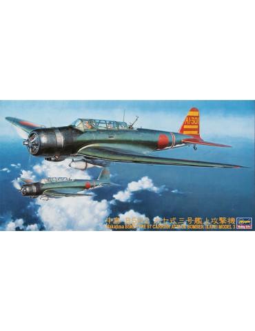 Hasegawa 09076 Nakajima B5N2 Kate 1/48