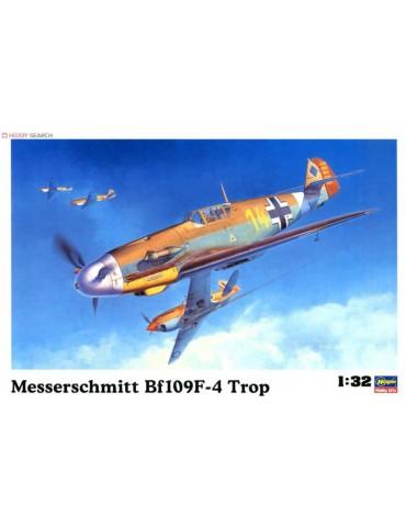 Hasegawa 08881 Messerschmitt Bf 109F-4 Trop 1/32