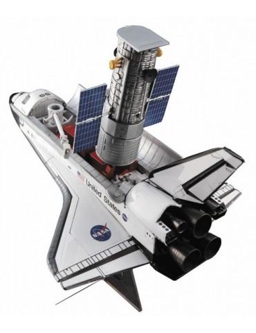 Hasegawa 10821 Space Telescope & Space Shuttle Orbiter w/Astronaut 1/200
