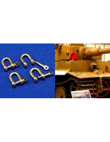 RB Model 07786156 Shackles...
