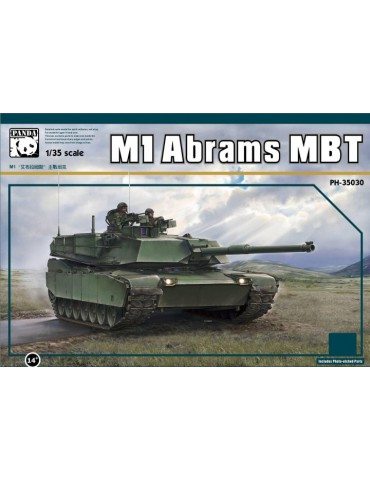 Panda PH35030 M1 Abrams MBT...