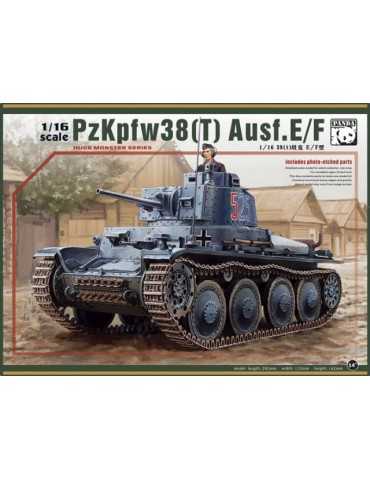 Panda PH16001 Panzer 38(t)...