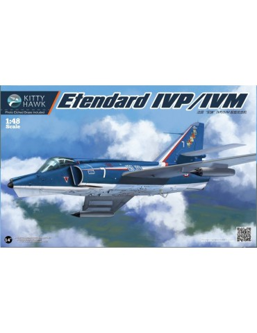 Kitty Hawk KH80137 Etendard IVP/IVM 1/48