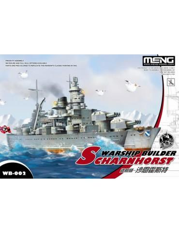 Meng WB-002 Warship Builder...