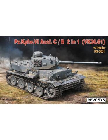 REVOSYS RS-3001 Pz.Kpfw.VI...