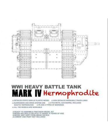 Takom 2010 WWI Heavy Battle...