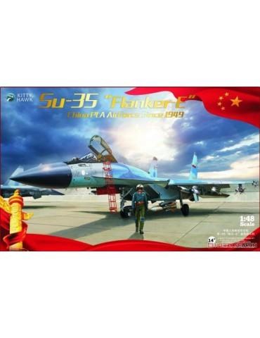 Kitty Hawk KH80128 Су-35...