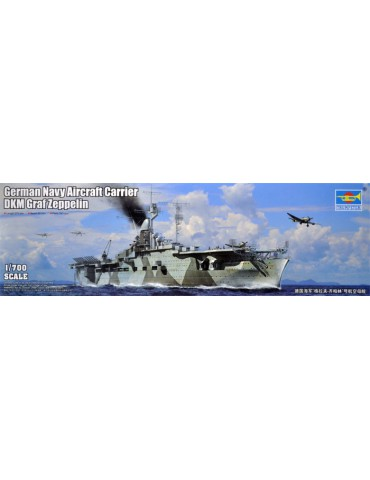 Trumpeter 06709 German Navy...