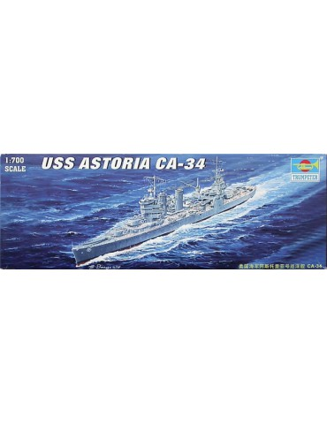 Trumpeter 05743 USS Astoria...