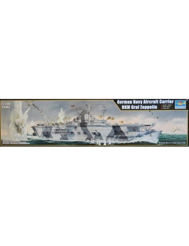 Trumpeter 05627 German Navy Aircraft Carrier DKM Graf Zeppelin 1/350