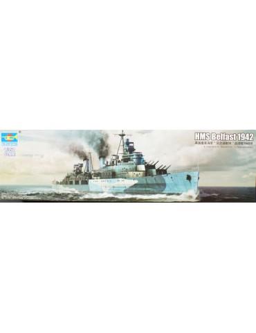 Trumpeter 05334 HMS Belfast...