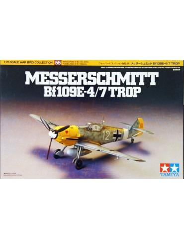 Tamiya 60755 Messerschmitt...