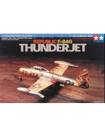 Tamiya 60745 Republic F-84G...