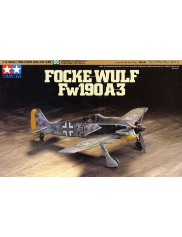 Tamiya 60766 Focke-Wulf Fw...