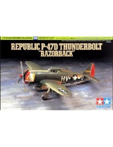 Tamiya 60769 Republic P-47D...
