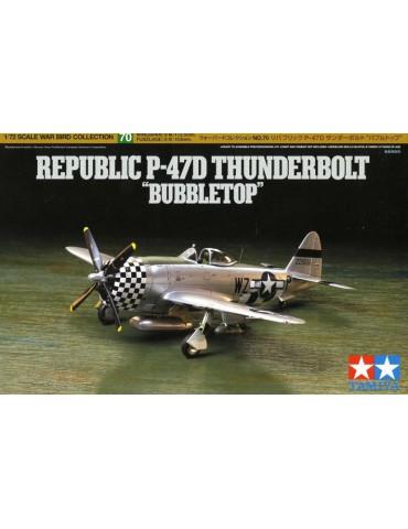 Tamiya 60770 Republic P-47D...