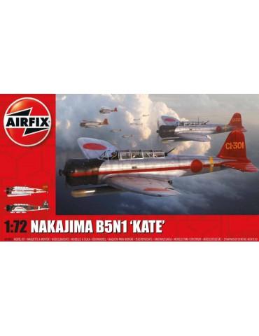 Airfix A04060 Nakajima B5N1...