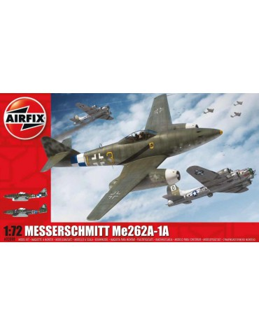 Airfix A03088 Messerschmitt...