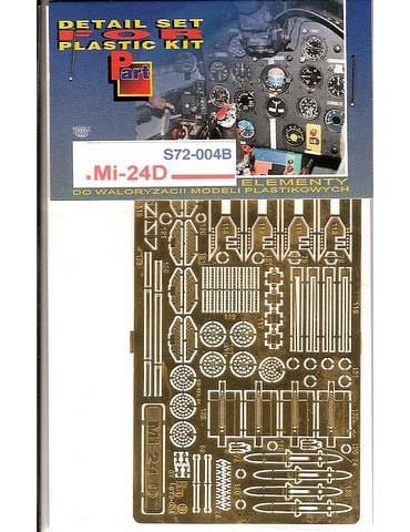 Part S72-004B Миль Ми-24Д...