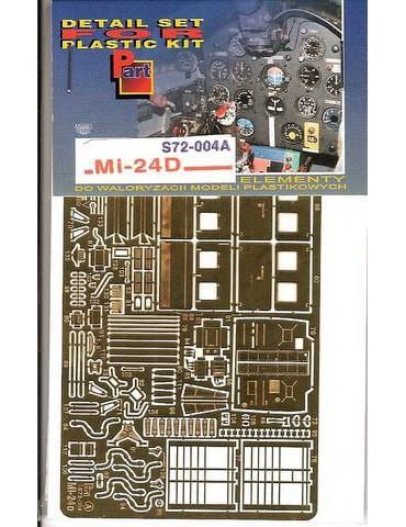 Part S72-004A Миль Ми-24Д...