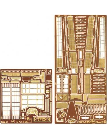 Part S72-155 Су-2 ICM 1/72
