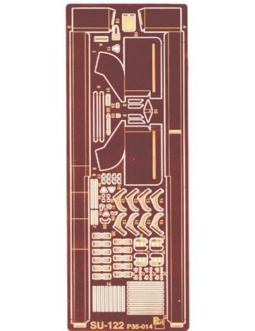 Part P35-014 СУ-122 Tamiya...