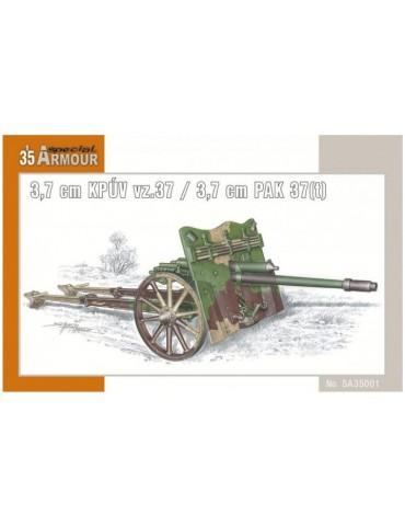 Special Armour SA35001 3.7...