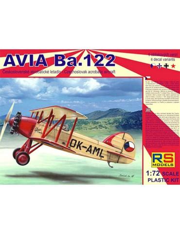 RS Models 92054 Avia Ba.122...