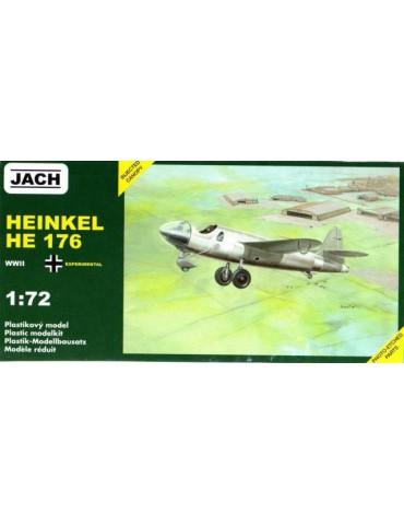 Jach 72102 Heinkel He 176 1/72