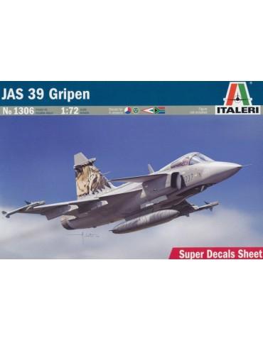Italeri 1306 JAS-39 Gripen...