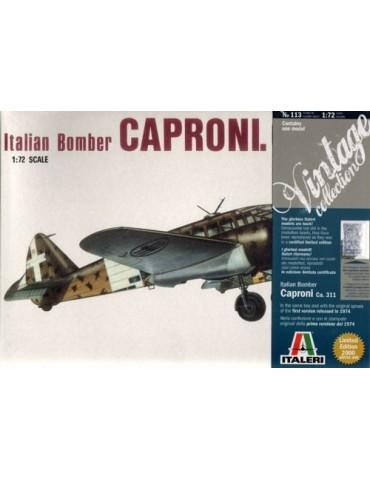 Italeri 113 Italian Bomber...