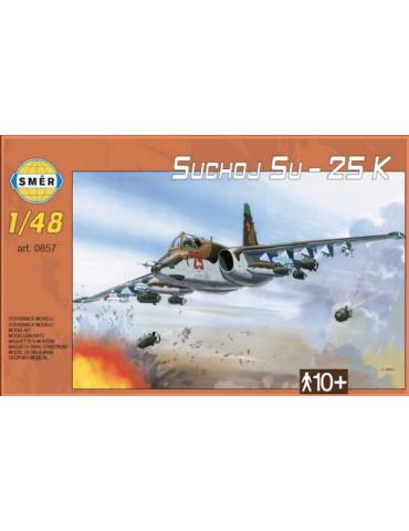 Smer 0857 Сухой Су-25 К 1/48