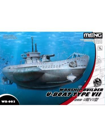 Meng WB-003 Warship Builder...