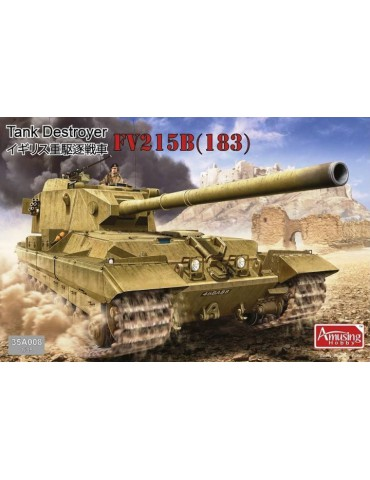 Amusing Hobby 35A008 Tank...