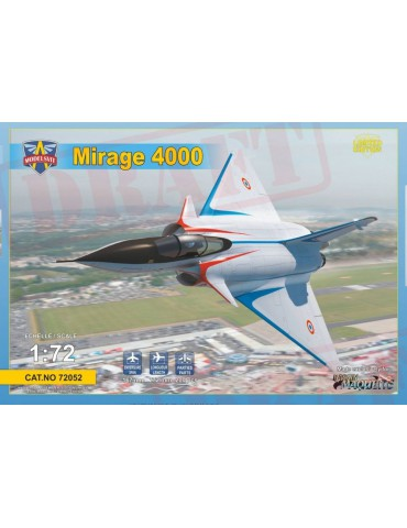 Modelsvit 72052 Mirage 4000...