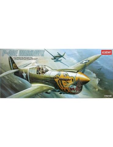 Academy 1671 P-40E Warhawk...