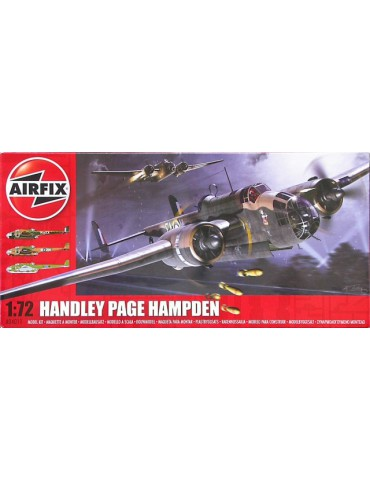 Airfix A04011 Handley Page...